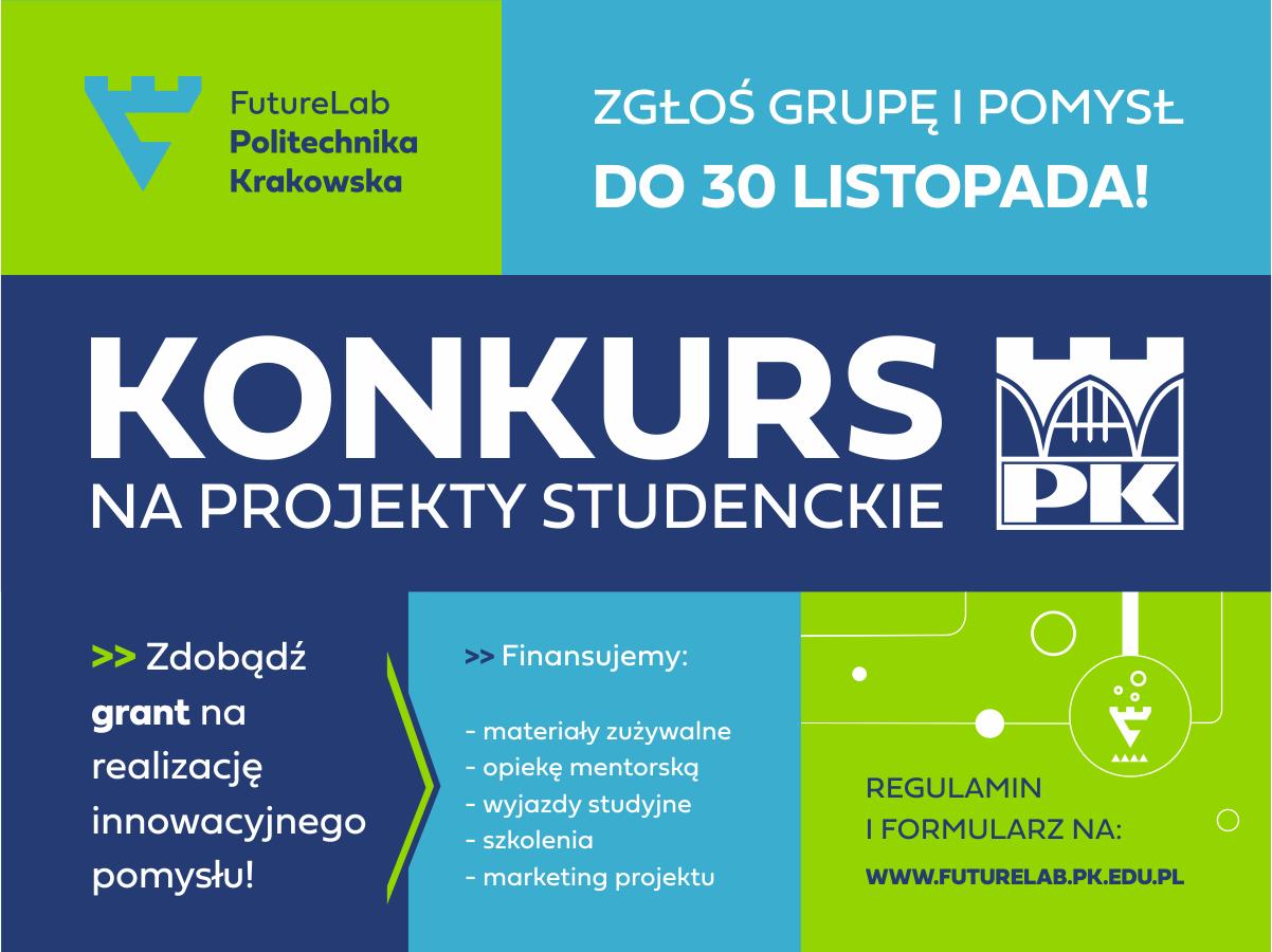 Konkurs projekty studenckie FB